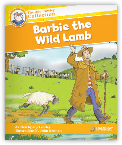 Barbie the Wild Lamb
