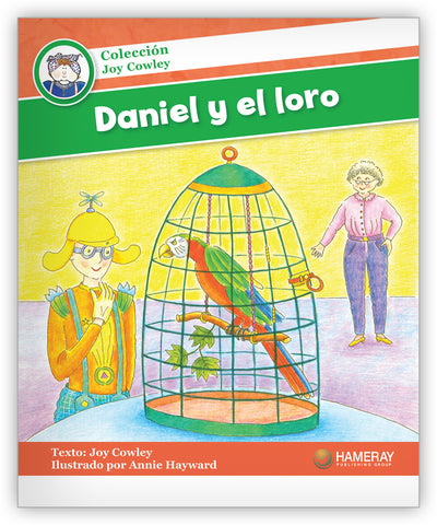 Daniel y el loro Big Book