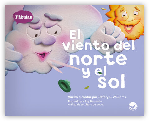 El viento del norte y el sol Big Book