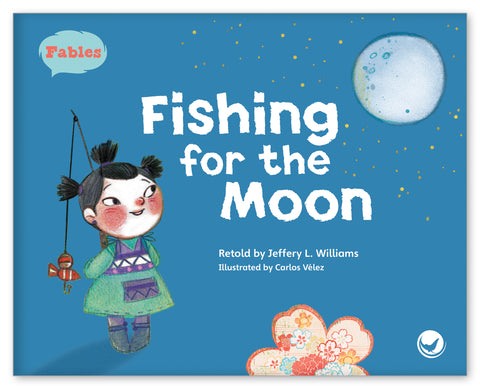 Fishing for the Moon Big Book
