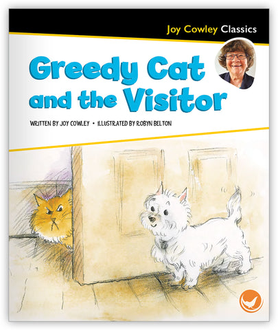 Greedy Cat and the Visitor