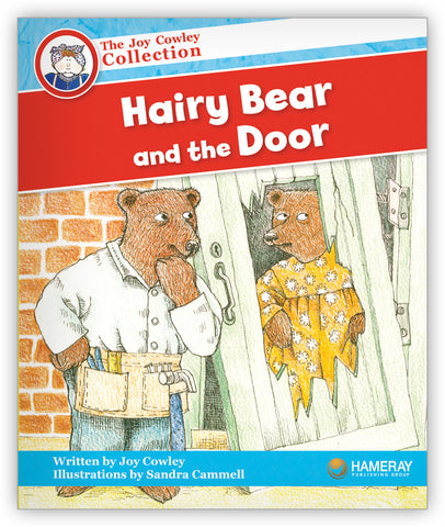 Hairy Bear and the Door