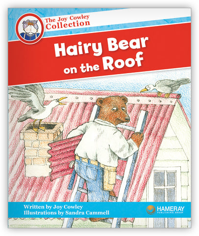 Hairy Bear on the Roof
