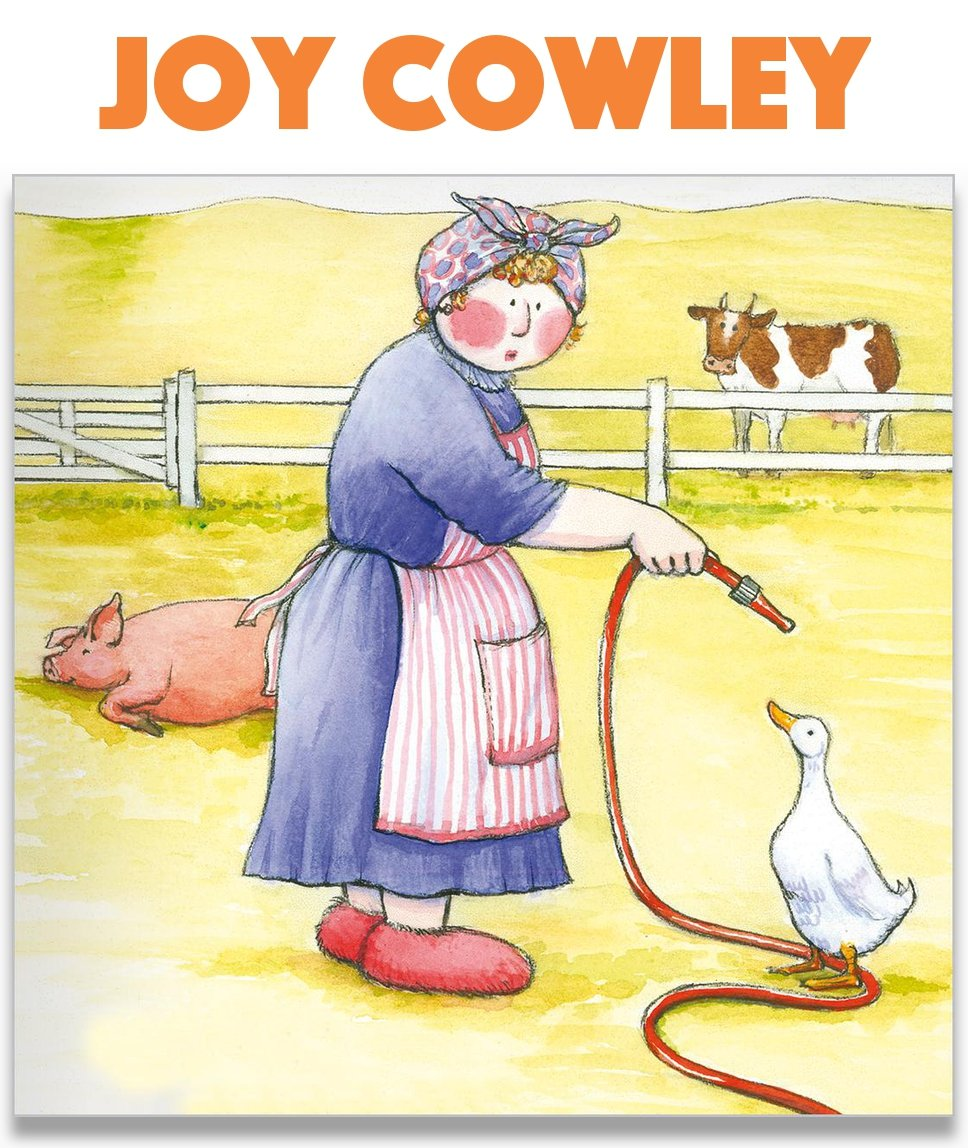 Joy Cowley Books