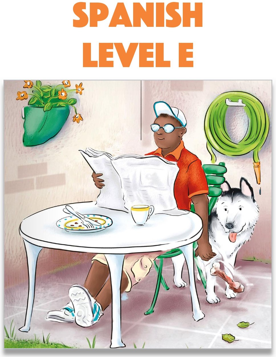 Spanish Guided Reading Level E