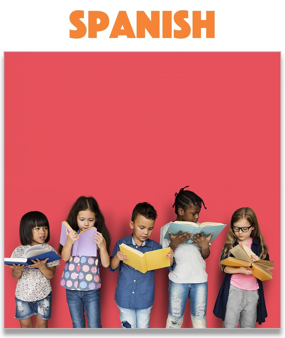 Spanish Leveled Books
