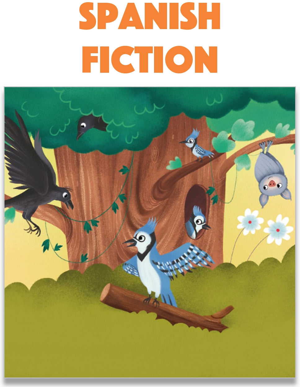 Fiction Books & Narrative Text in Spanish