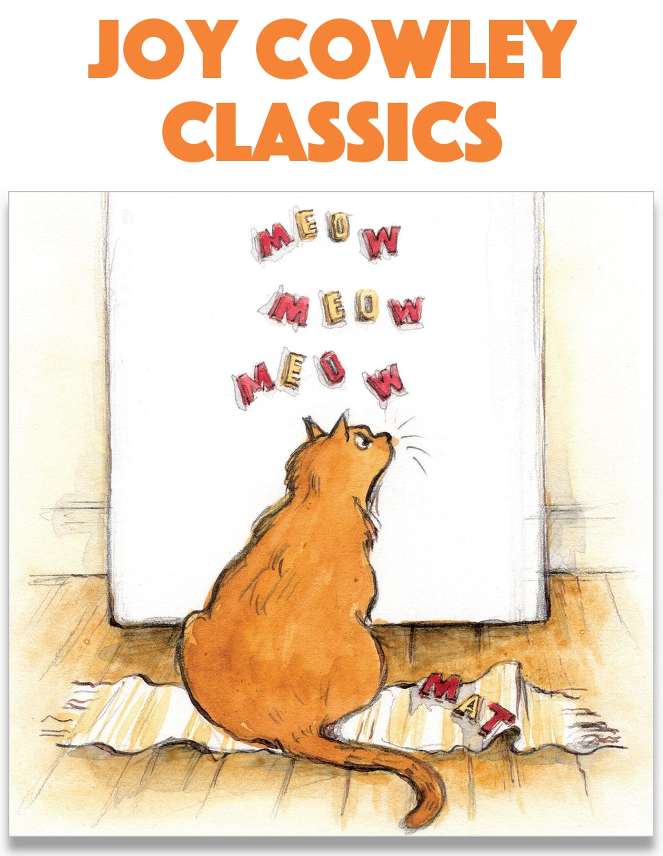 Joy Cowley Classics – Greedy Cat Stories
