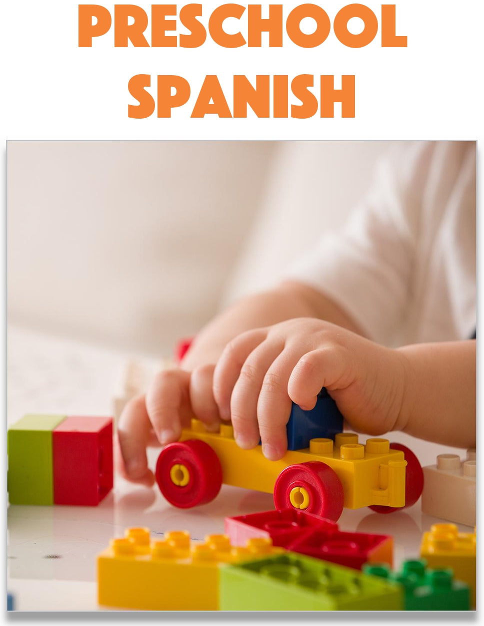 Preschool Spanish Books