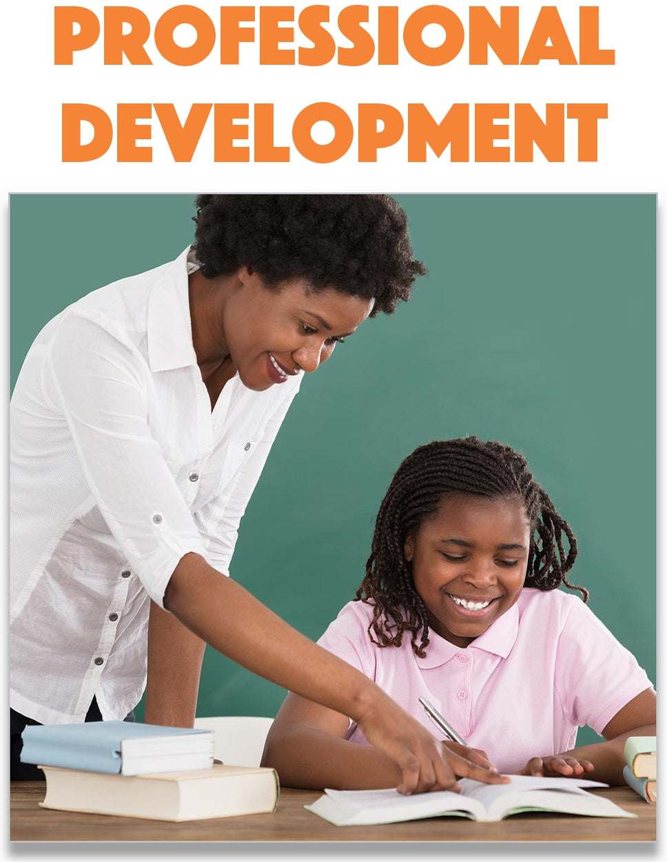 Professional Development Resources for Literacy & Reading