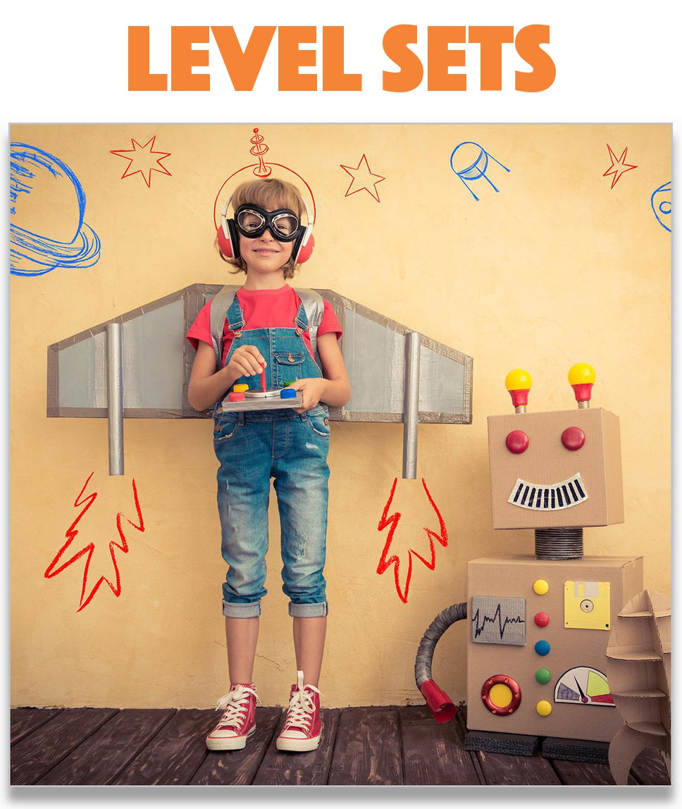 Guided Reading Books Sets - Levels A to Y