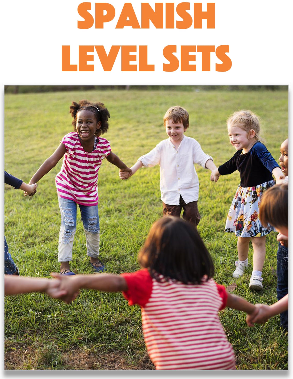 Spanish Guided Reading Book Sets - Levels A to M