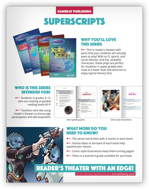 SuperScripts Series Snapshot