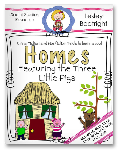 Homes Classroom Activity Worksheet
