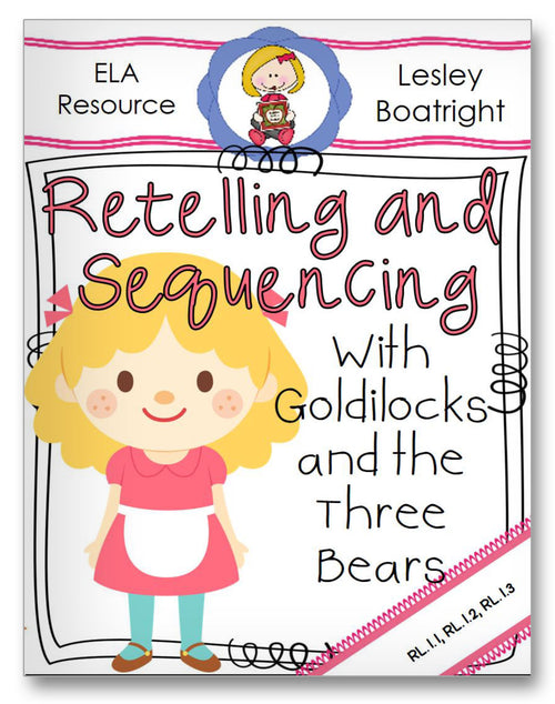 Retelling and Sequencing Classroom Activity Worksheet