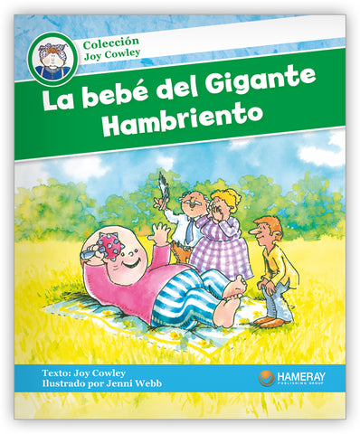 La bebé del Gigante Hambriento Big Book