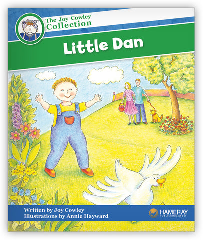 Little Dan Big Book