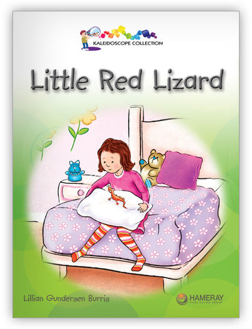 Little Red Lizard