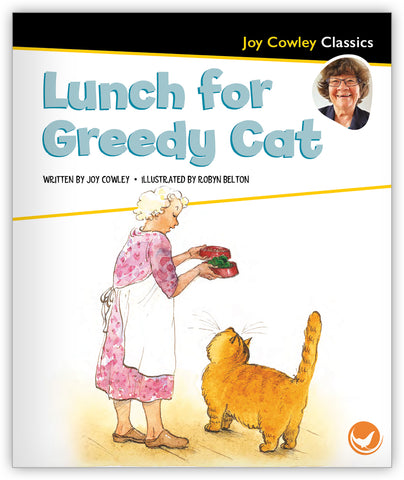 Lunch for Greedy Cat Big Book