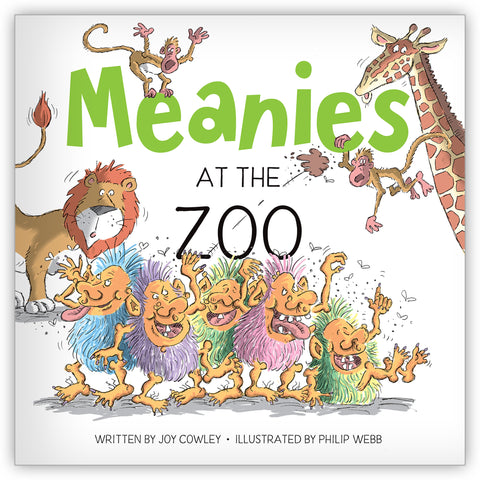 Meanies at the Zoo Big Book