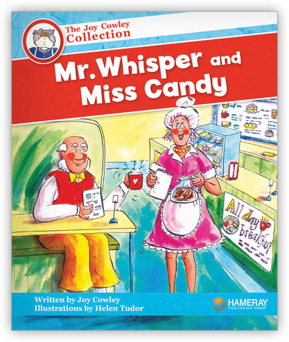 Mr. Whisper and Miss Candy