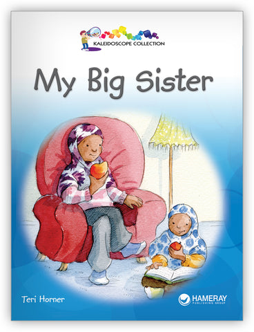 My Big Sister Big Book