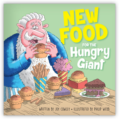 New Food for the Hungry Giant Big Book