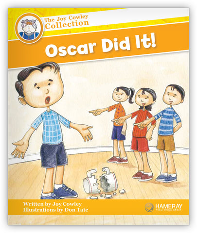 Oscar Did It!