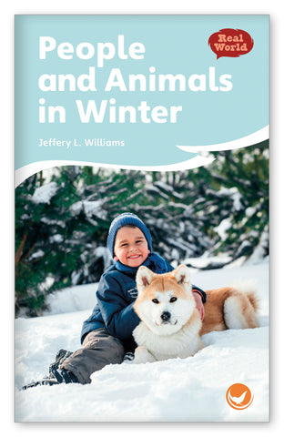 People and Animals in Winter