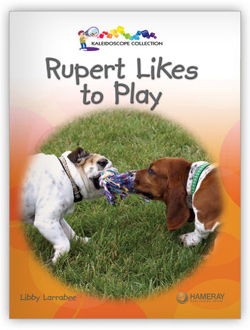 Rupert Likes to Play