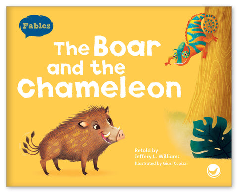 The Boar and the Chameleon
