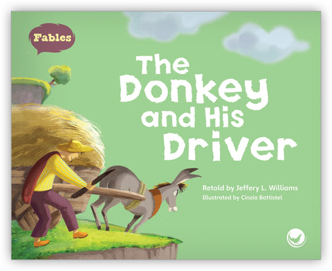 The Donkey and His Driver Big Book