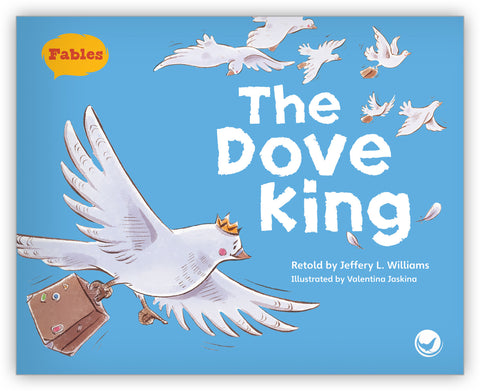 The Dove King Big Book