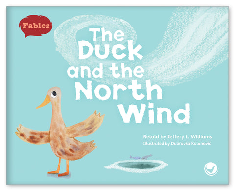 The Duck and the North Wind Big Book