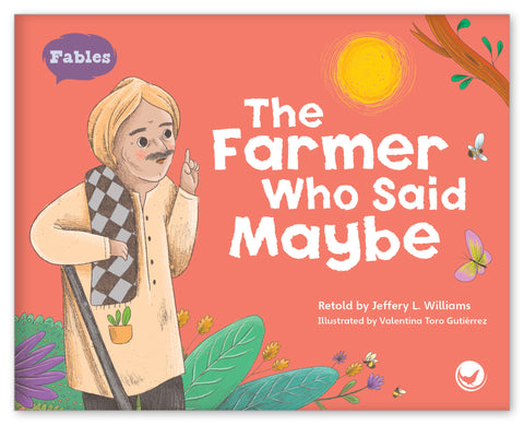 The Farmer Who Said Maybe Big Book