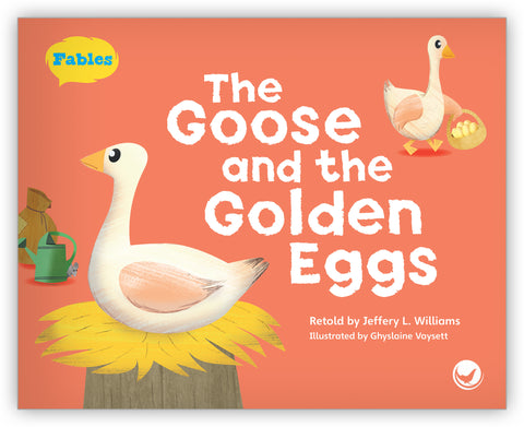 The Goose and the Golden Eggs Big Book