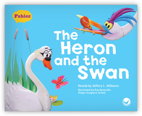 The Heron and the Swan
