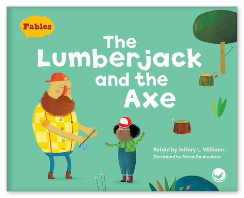 The Lumberjack and the Axe Big Book