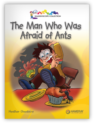 The Man Who Was Afraid of Ants Big Book