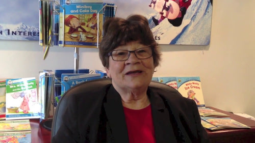 Joy Cowley - How She Came to Be a Children's Author