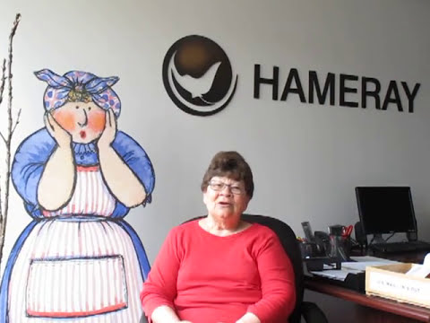 Joy Cowley Welcomes You to the Hameray Publishing Website
