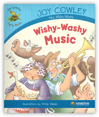 Wishy-Washy Music Big Book