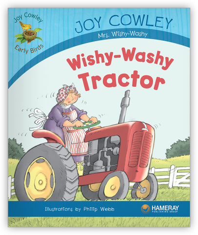 Wishy-Washy Tractor Big Book
