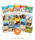 1St Grade Guided Reading Library Image Book Set