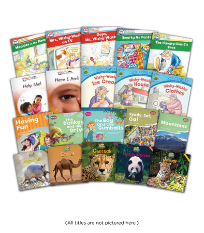 2020 Hameray Big Book Collection Image Book Set
