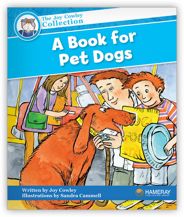 A Book for Pet Dogs from Joy Cowley Collection