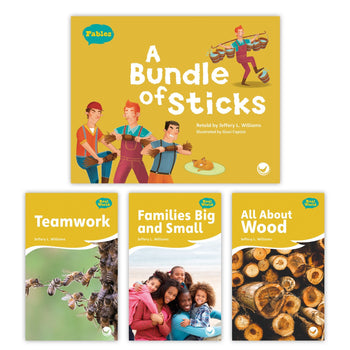 A Bundle of Sticks Theme Set from Fables & the Real World