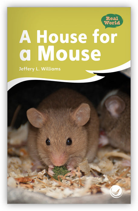 A House for a Mouse Leveled Book