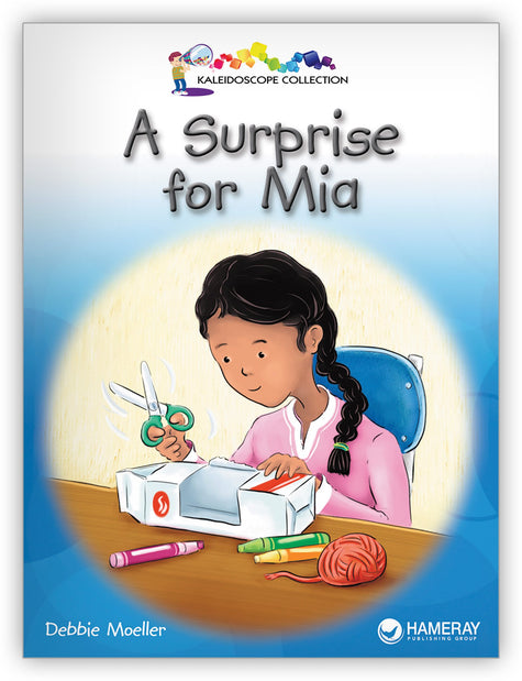 A Surprise For Mia from Kaleidoscope Collection