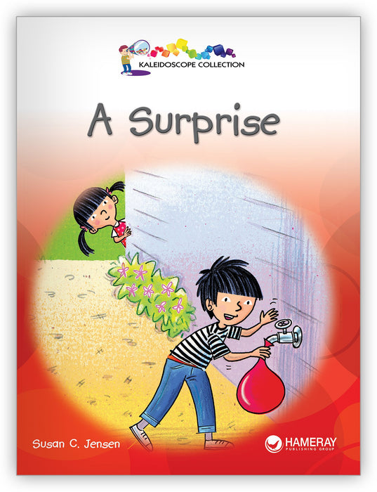 A Surprise Leveled Book